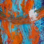 Plume de joie 17x11-C