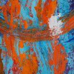 Plume de joie 17x11-C1405